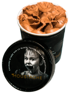 glaces Moustache Saint-Malo : une collection de glaces artisanales
