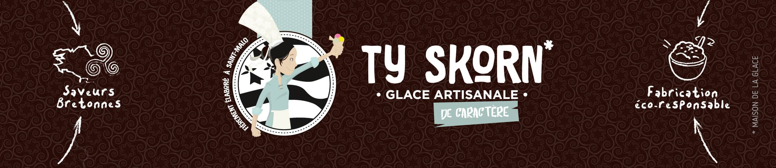 glaces Ty Skorn Saint-Malo