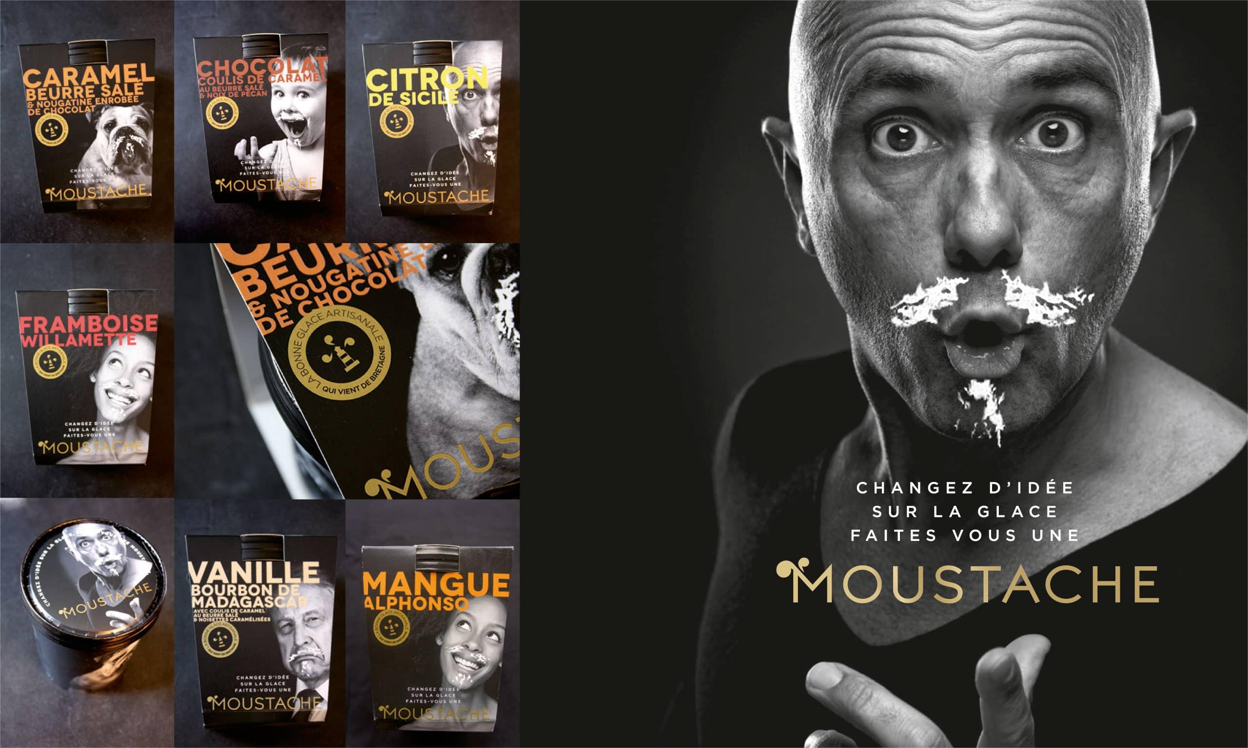 glaces Saint-Malo Moustache