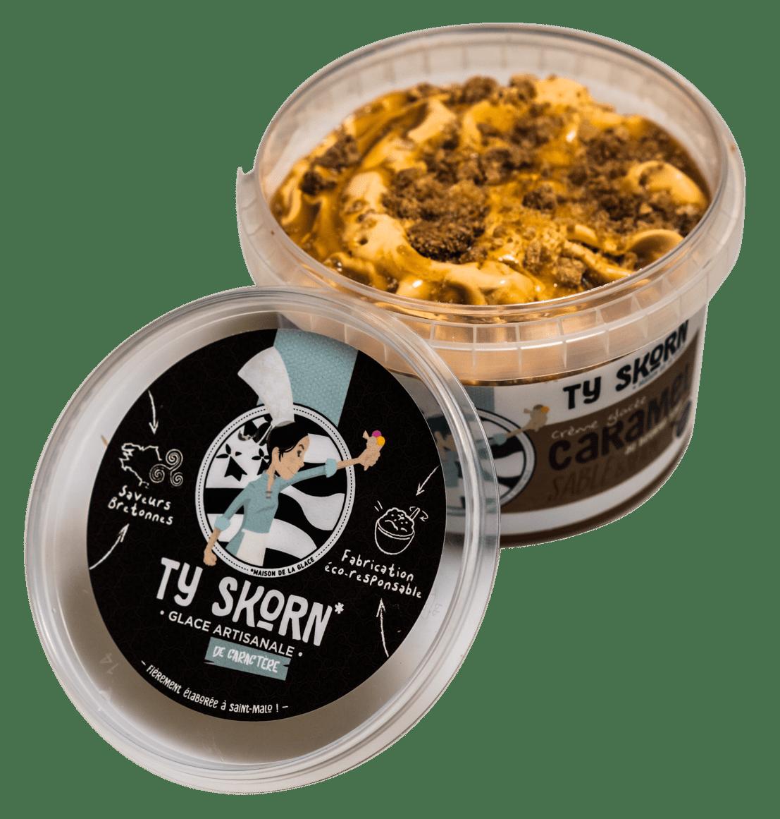 Ty skorn 4 detoure les fameuses glaces de saint malo - Les saintes glaces 2017 ...